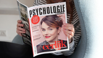 Zelfacceptatie in Psychologie Magazine