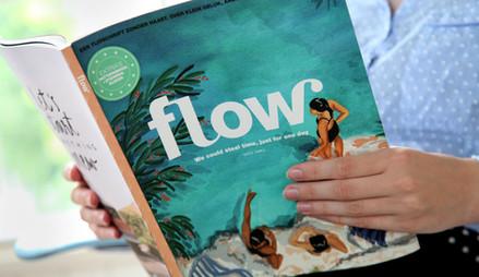 Keuzes maken, interview in Flow
