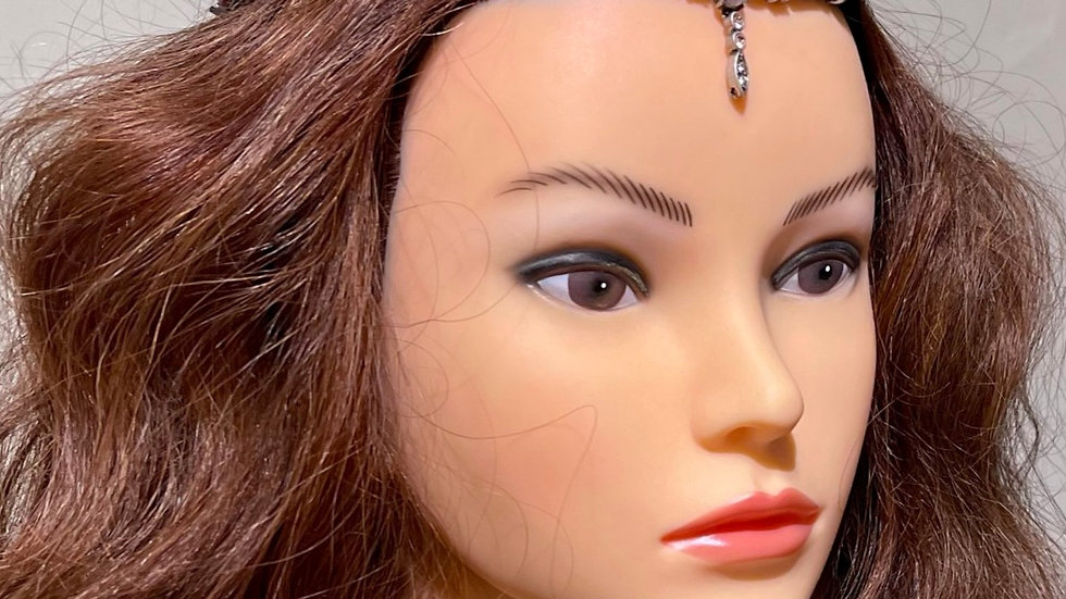 Jewelled Hair Vine