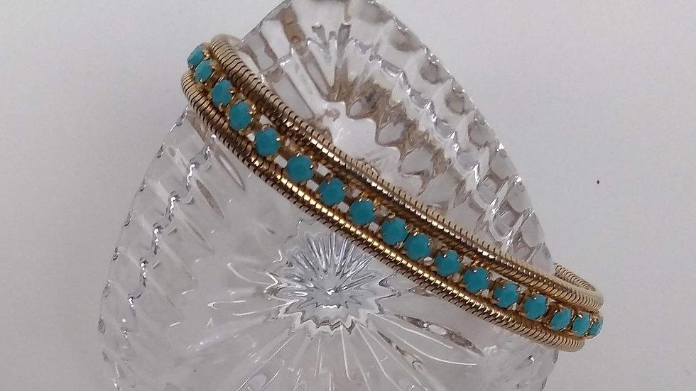 Unique Turquoise Bracelet