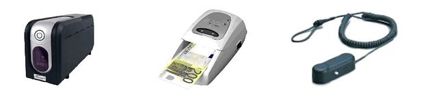 EXCLUSIVE CASH REGISTER PC STAMPANTI MISURATORI FISCALI