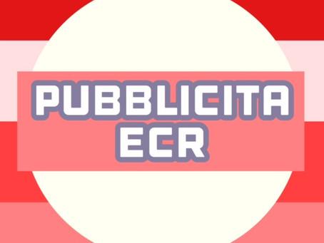 Pubblicizza con Ecr a condizioni mai viste