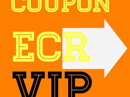 Campagne Ecr, prepara i tuoi Coupon Sconti