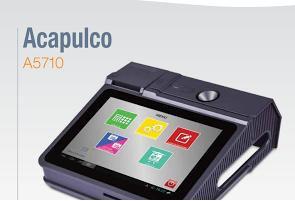 Registratore Acapulco Arm