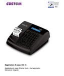 Custom Registratore di cassa: BIG II: