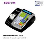 Custom Registratore di cassa BIG II TOUCH: