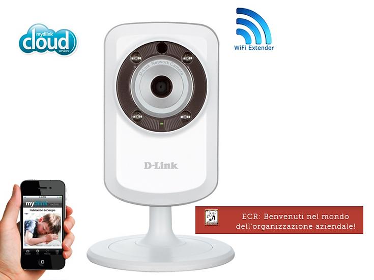 Videocamera per registrazione eventi per Videosorveglianza