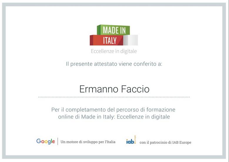 Start Up e manutenzione annuale Google Suite Aziendale