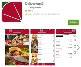 exclusive cash register offerta deivery app