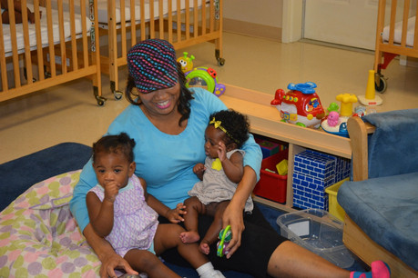 July 2015 Provider of the Month - Kristy Whitley, Mount Moriah Child Development Center
