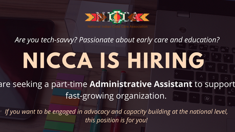 NICCA is HIRING!