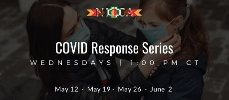 Register for our COVID Response Webinar Series: Wednesdays through June 2