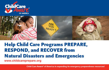 Emergency Preparedness for Child Care