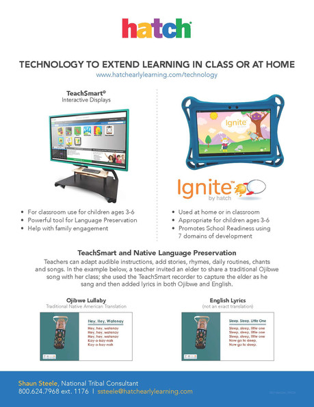 Technology to Help You Extend Learning in Class or at Home