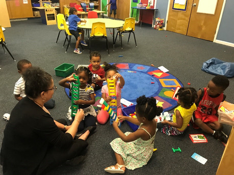 Hampton University Child Development Center – June 2017 Child Care Provider of the Month