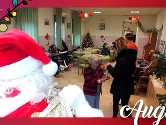 Un Natale Insieme ai nostri amici anziani