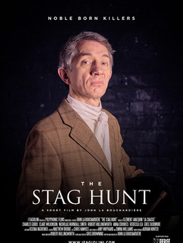 The Stag Hunt: Robert Hollingworth as the Master Hunter