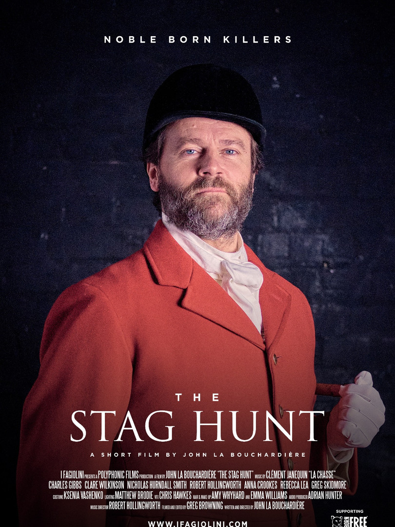 The Stag Hunt: Nicholas Hurndall Smith as the Duke