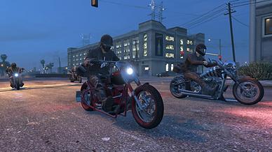 Motorcycle Club Labor