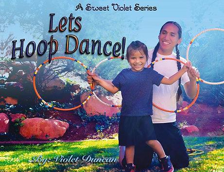 Let's Hoop Dance Hardcover
