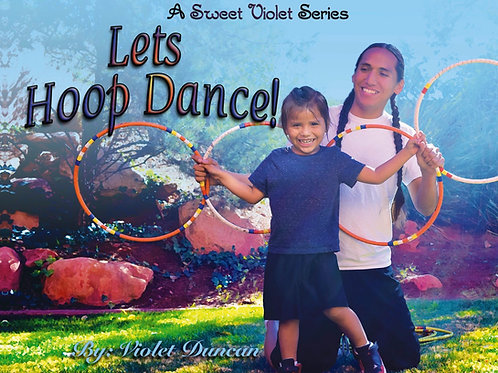 Let's Hoop Dance Hardcover