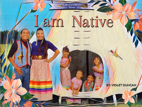 I am Native Hardcover