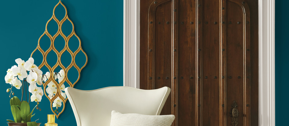 Sherwin-Williams 2018 Color of the Year: Oceanside