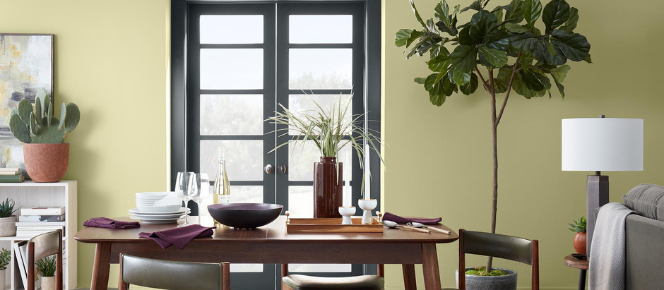 Refresh Your Home With Behr's 2020 Color of the Year: Back to Nature