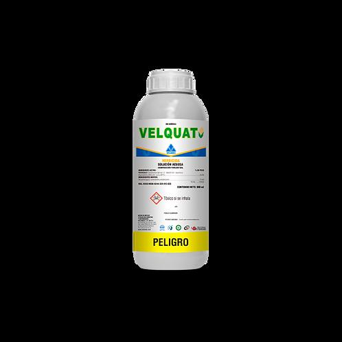 Herbicida para el control de maleza de hoja ancha y zacates