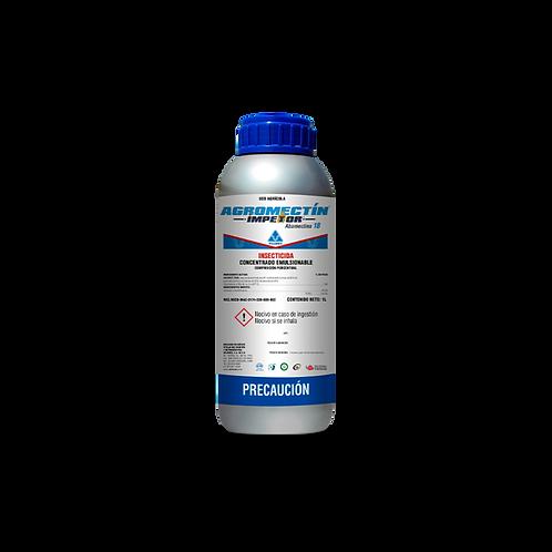 Insecticida-acaricida de acción traslaminar de origen natural