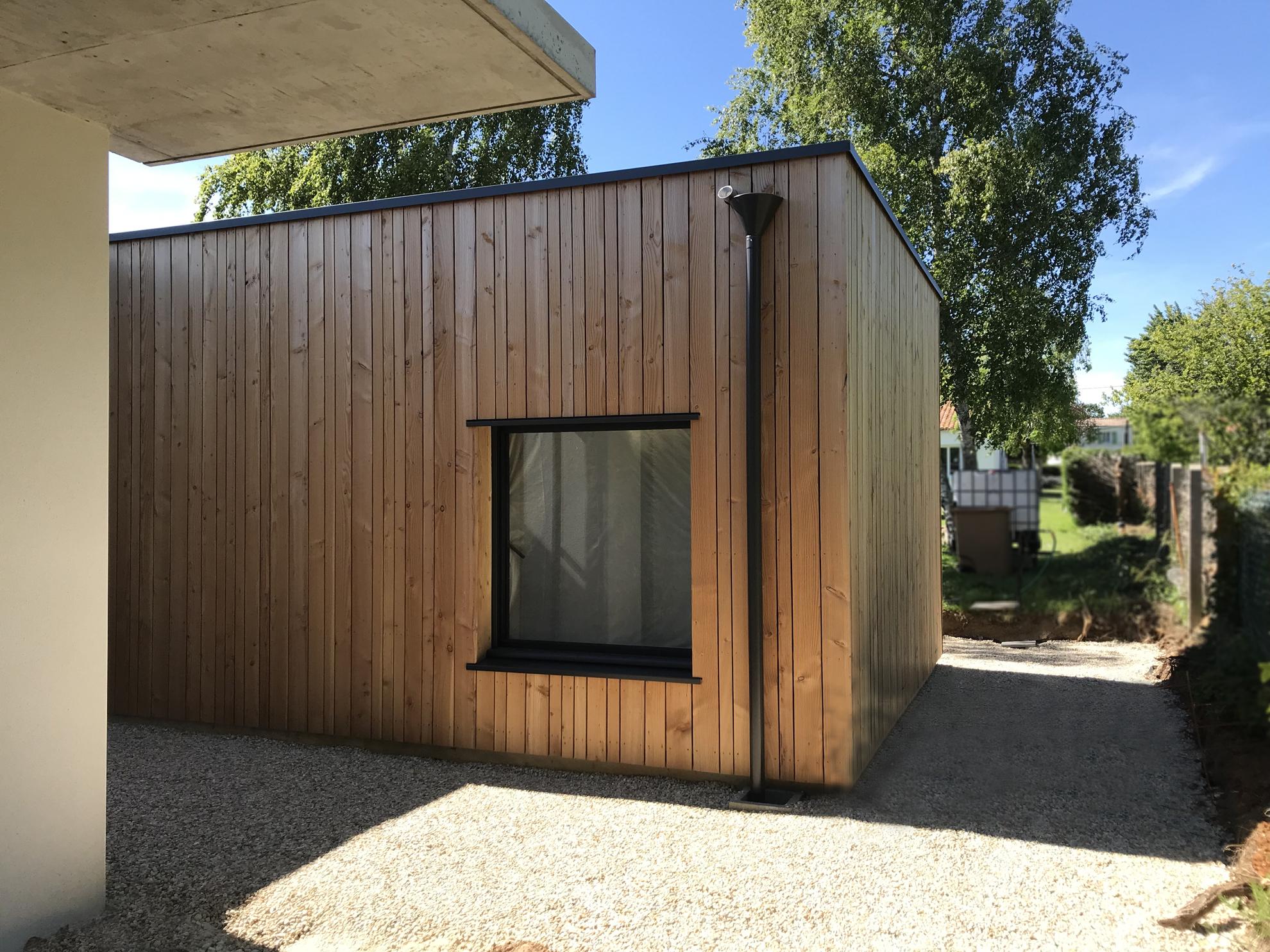 maison architecte fontcouverte