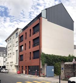 immeuble architecte nantes