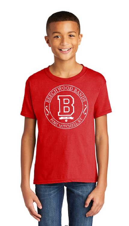 Crest Youth Softstyle T-Shirt