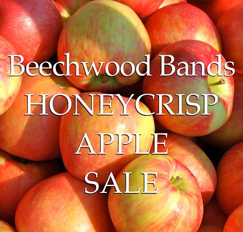 1 Bushel - Honeycrisp Apples