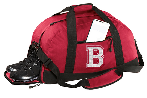 """Beechwood """"B"""" Duffel Bag"""
