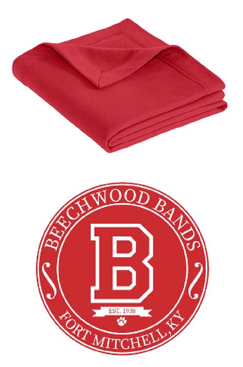 Crest Stadium Blanket