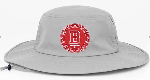 Crest Manta Ray Boonie Hat