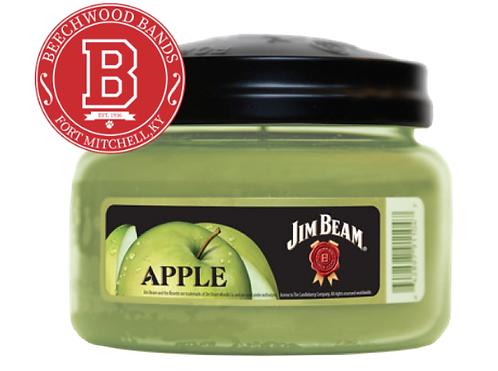 Jim Beam Apple Candle