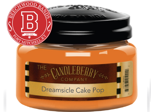 Dreamsicle Cakepop Candle