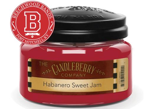 Habanero Sweet Jam Candle