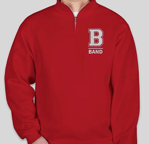 """""""B"""" 1/4 Zip Sweatshirt"""