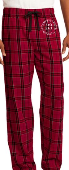 Crest Flannel Plaid Pant