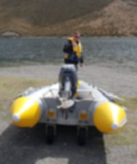 Beachmaster wheels lake launching