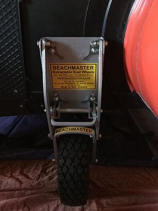 Beachmaster Wheels, UK Boat Wheels