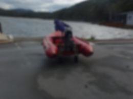 Boat launching Beachmaster