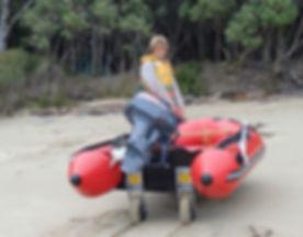 Boat launching wheels beachmaster  beach wheels