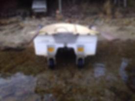 Beachmaster boat wheels Tasmania
