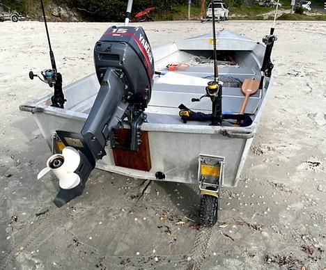 Detachable Boat Launching Wheels