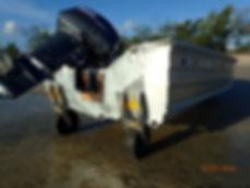 Wheels for Aluminium Boat Beachmaster