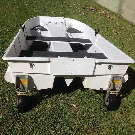 Beachmaster boat wheels